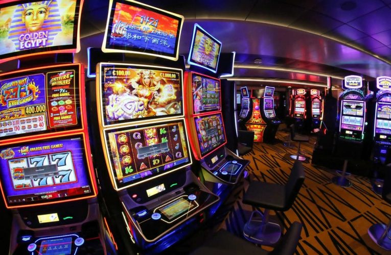 Online Slots and Best Real Cash Slots Sites & Casinos 2020