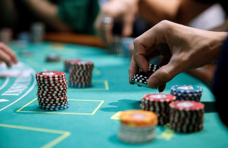 The Untold Trick To Learning Gambling In Simply 4 Days