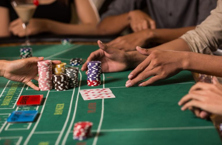 Imagine In Your Casino Expertise But By no means Stop Bettering