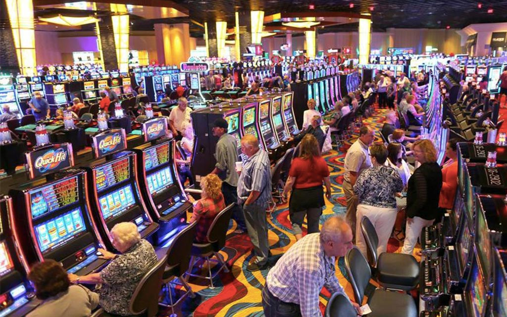 How Online Casino Altered Our Lives