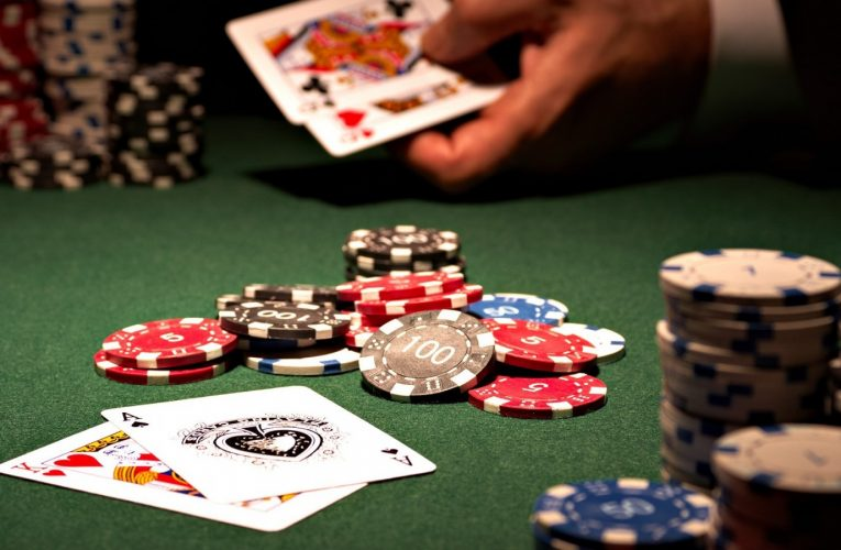 Simple Ways The Pros Use To Promote Casino