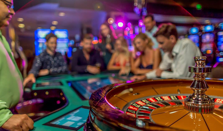 In the Age of data, Specializing in Casino