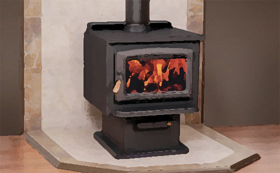 Get Rid Of Wood Burning Stove Problems Once And For All