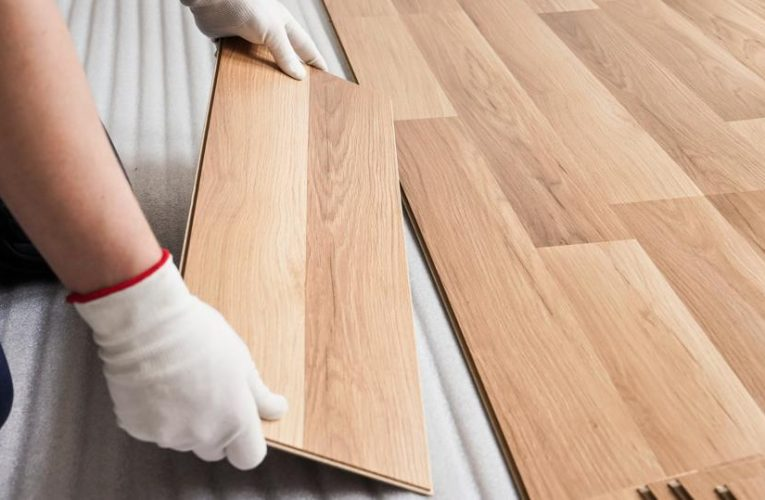 What Floors Can Be Replaced With Laminate Floors?