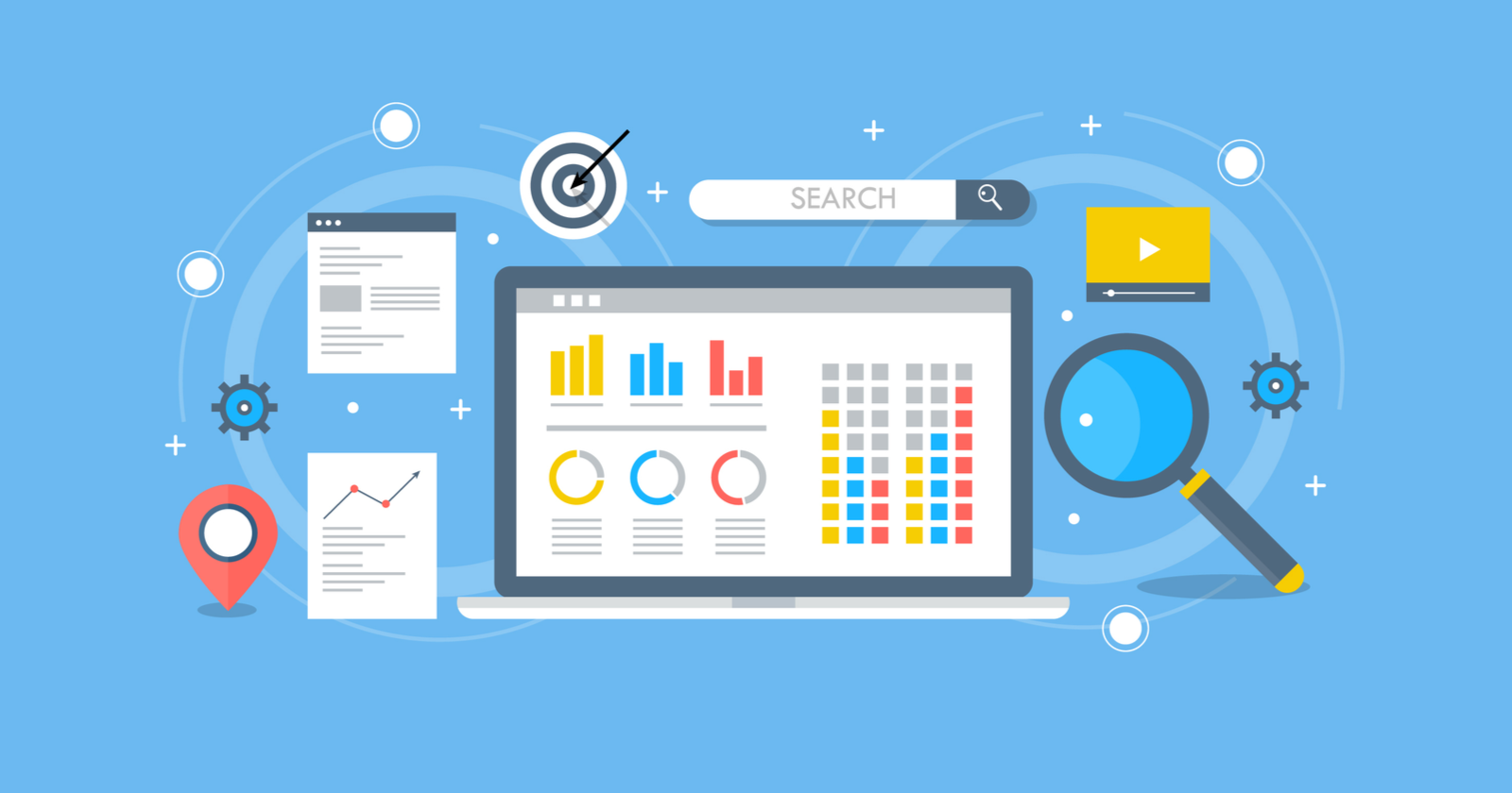Incredible Search Engine Rank Tracker Examples